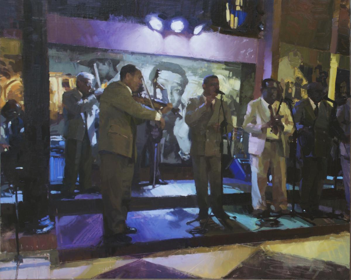Buena Vista Social Club by Lyn Boyer