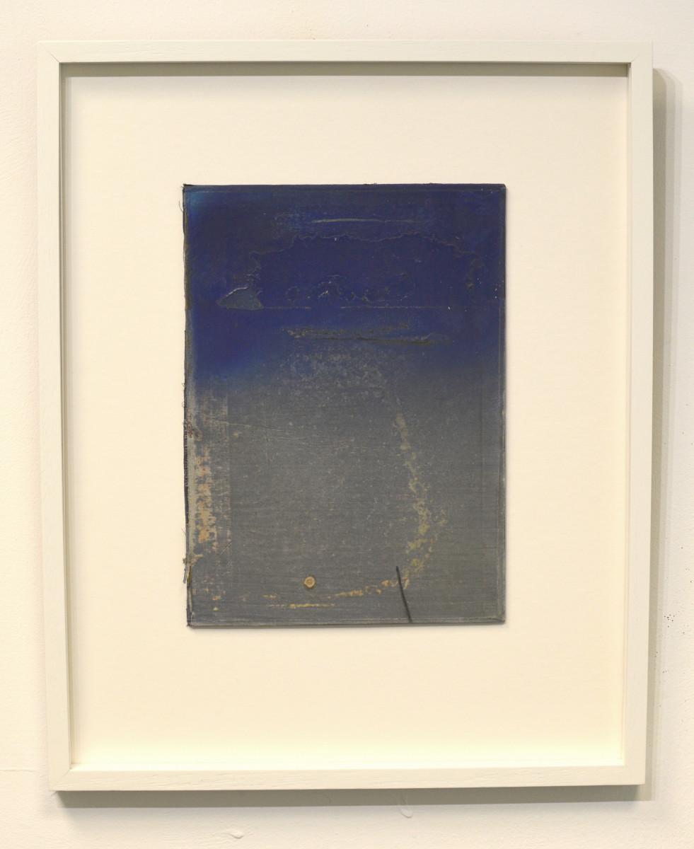Blue cover II