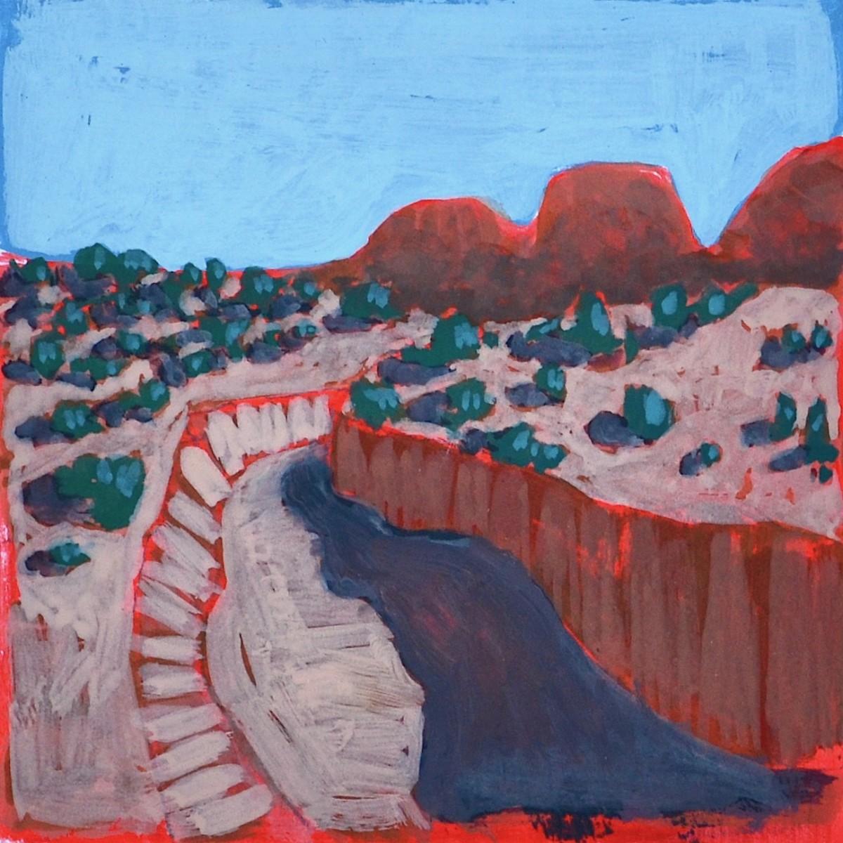 Caprock Canyons by Layla Luna