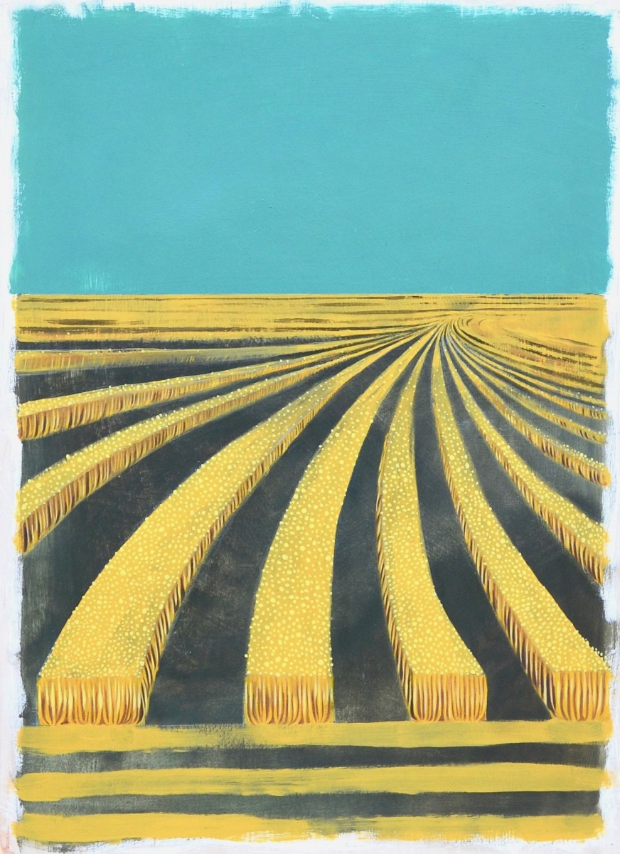 Wheat by Layla Luna