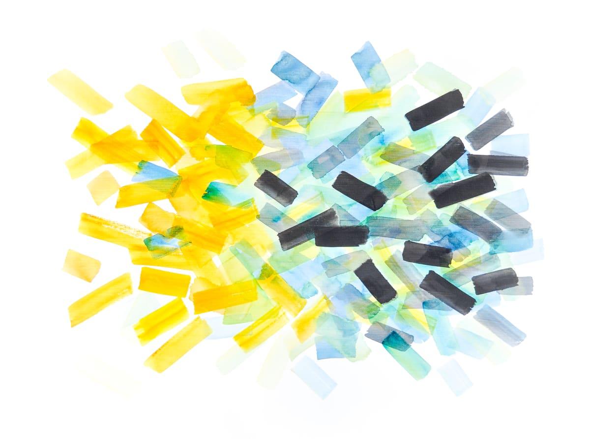 Watercolor Study / Color Wars