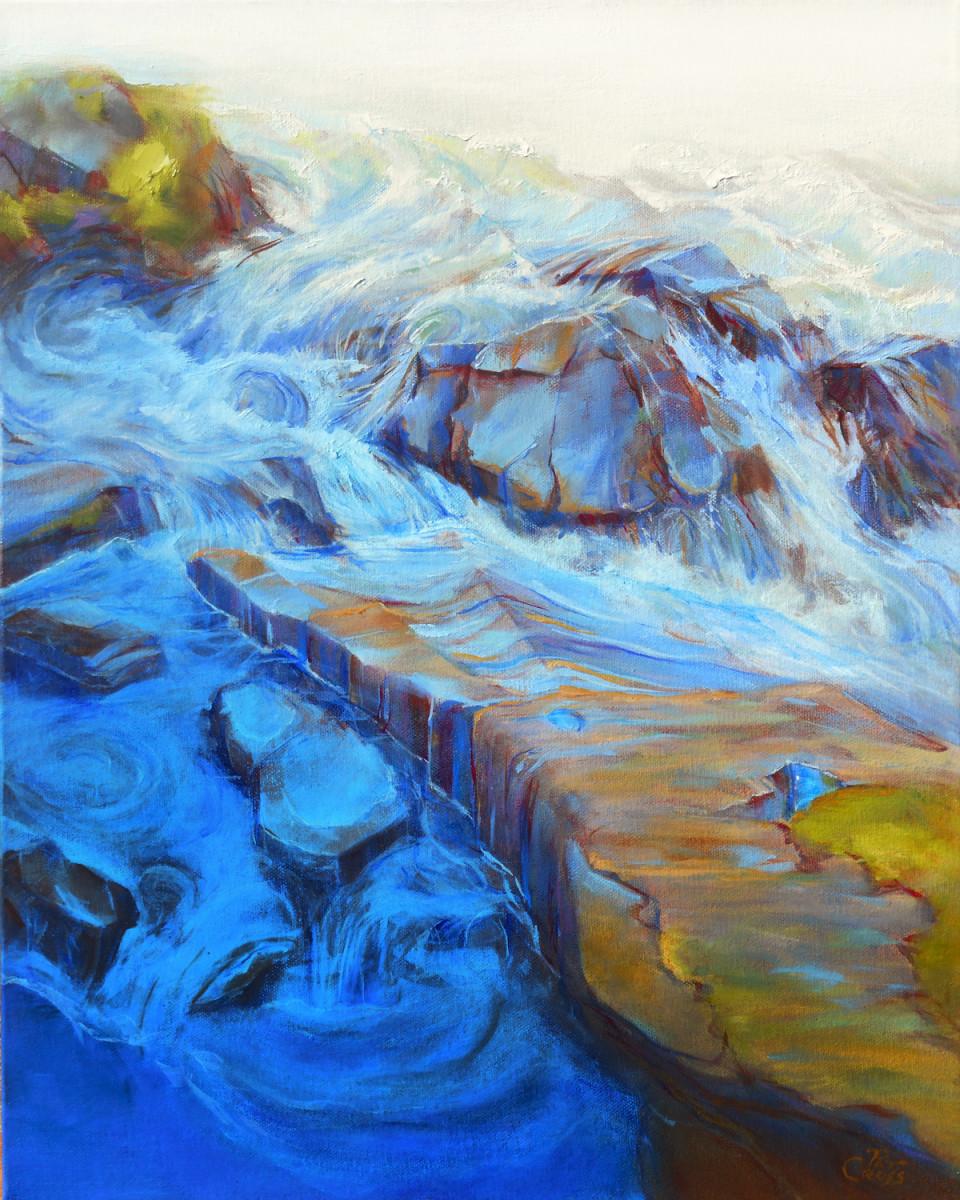 Emerging Bedrock by Pat Cross