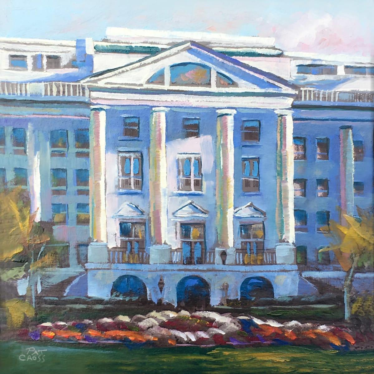 Greenbrier Resort Hotel by Pat Cross