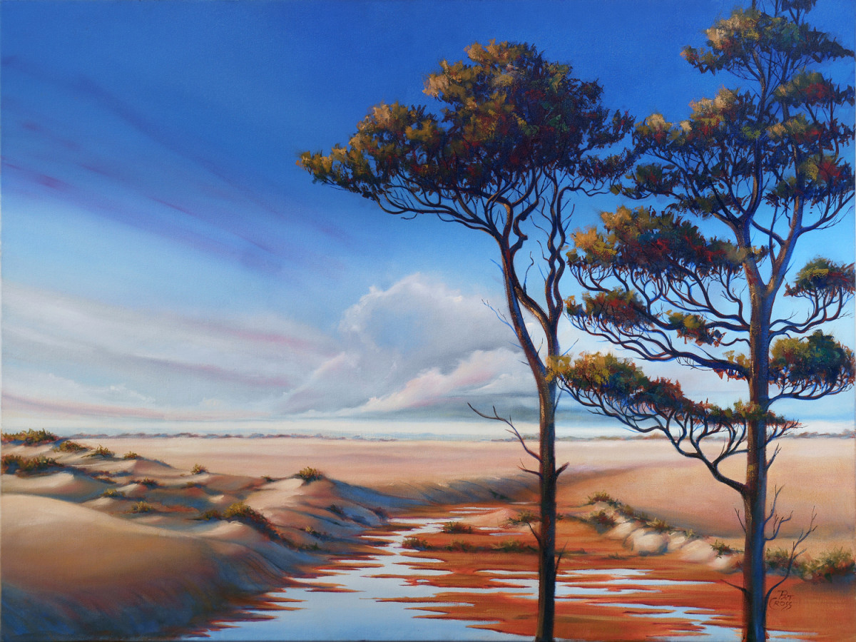 Incoming Tide by Pat Cross