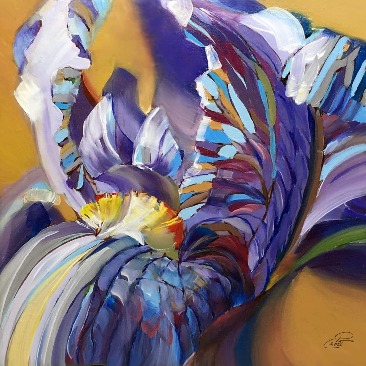 Iris Crown by Pat Cross