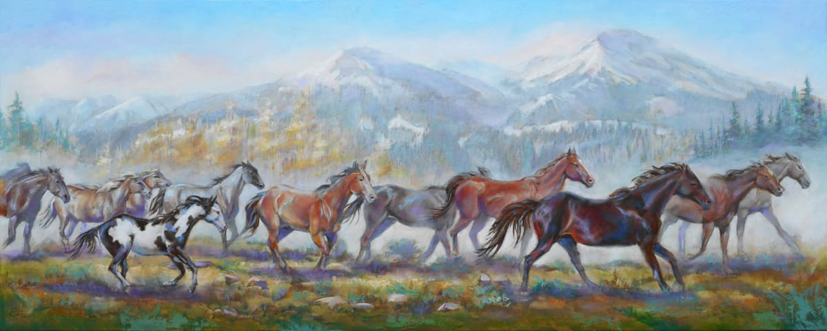 On the Move by Pat Cross