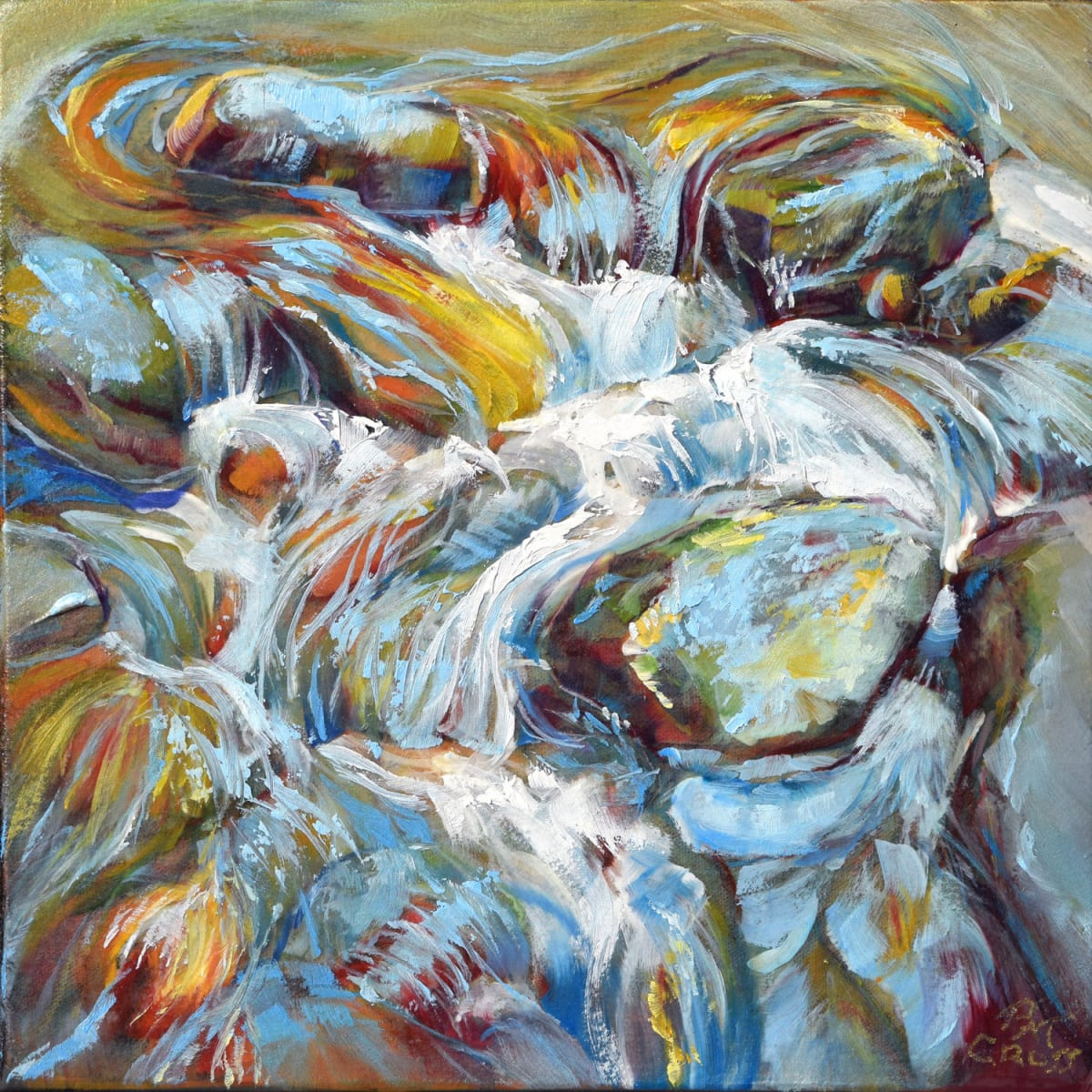 River Rock Music by Pat Cross