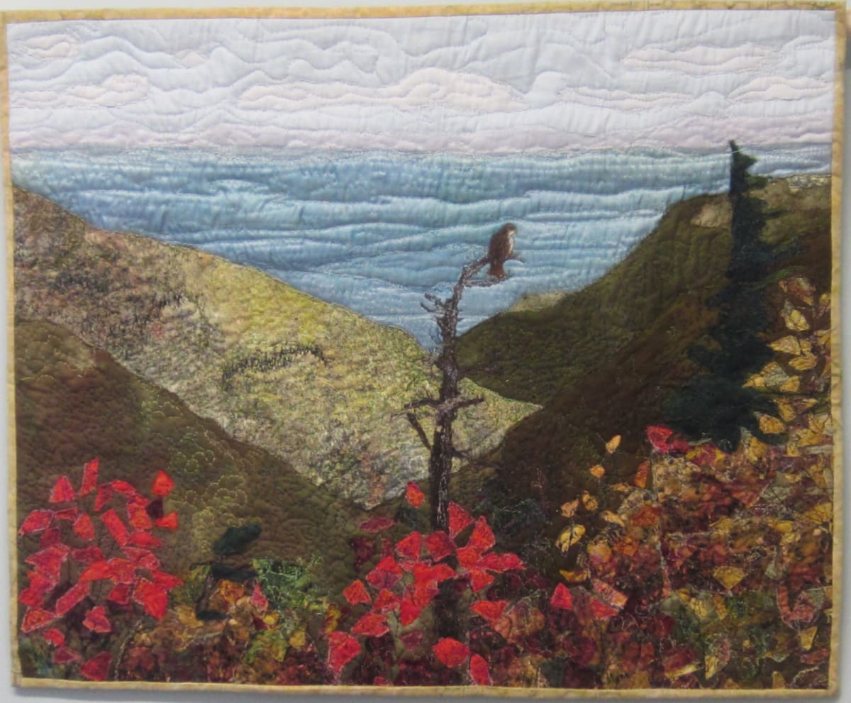 Where Land Meets Sea by Cathy Drummond