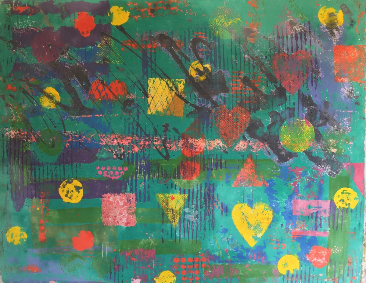 Heartscape by LZ Lerman