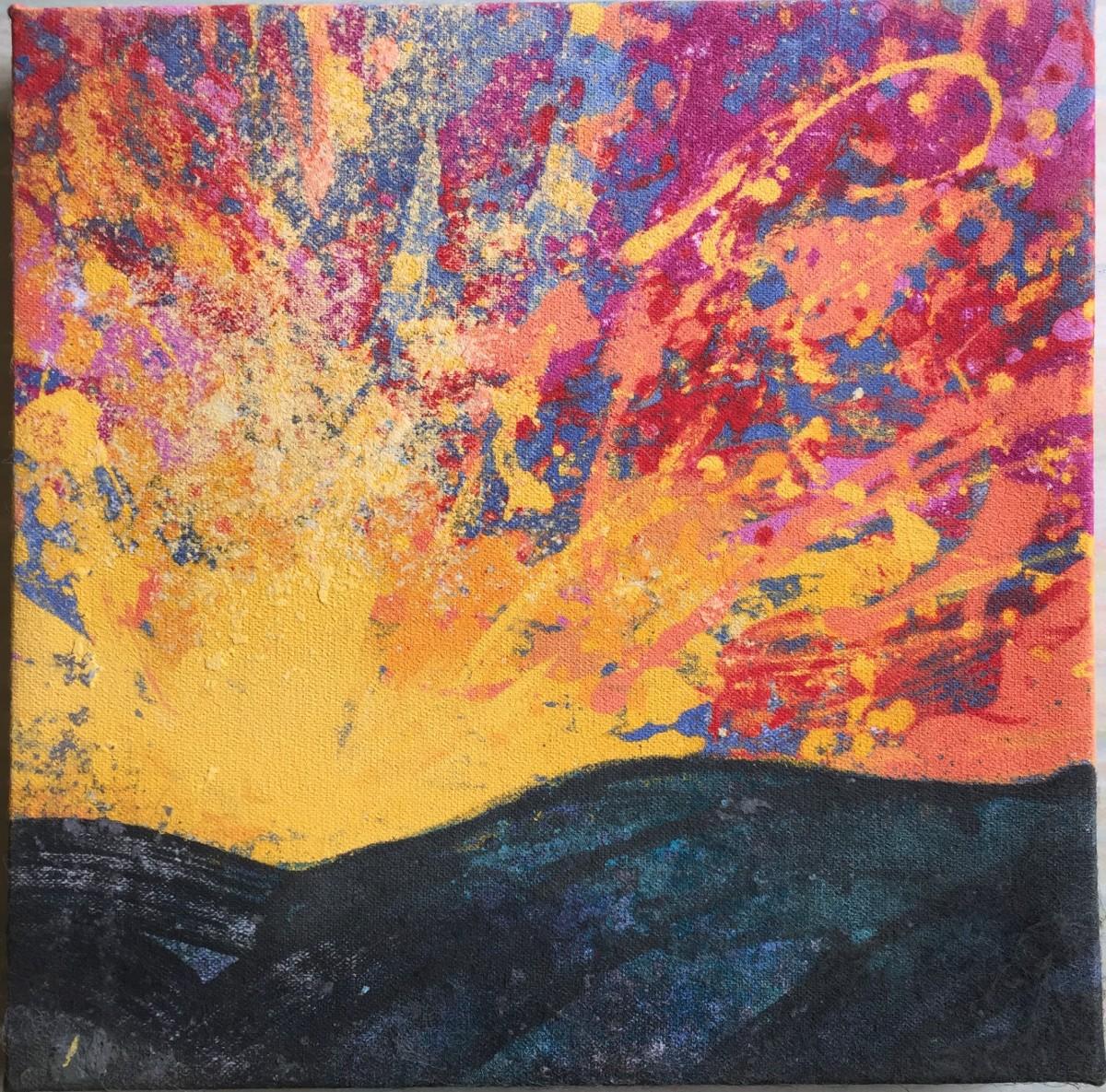 Sunset #1 by LZ Lerman