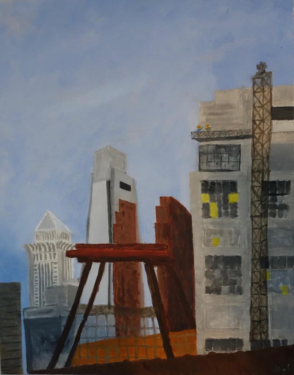 Trestletown by Joel Koppelman
