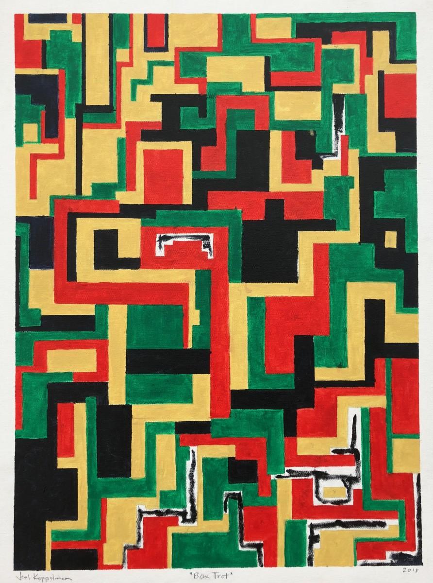 Box Trot by Joel Koppelman