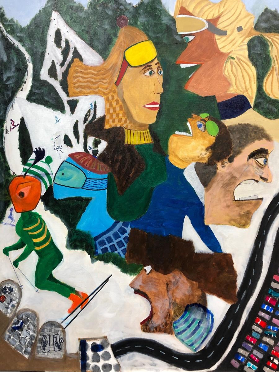 Mayhem on Mammoth by Joel Koppelman
