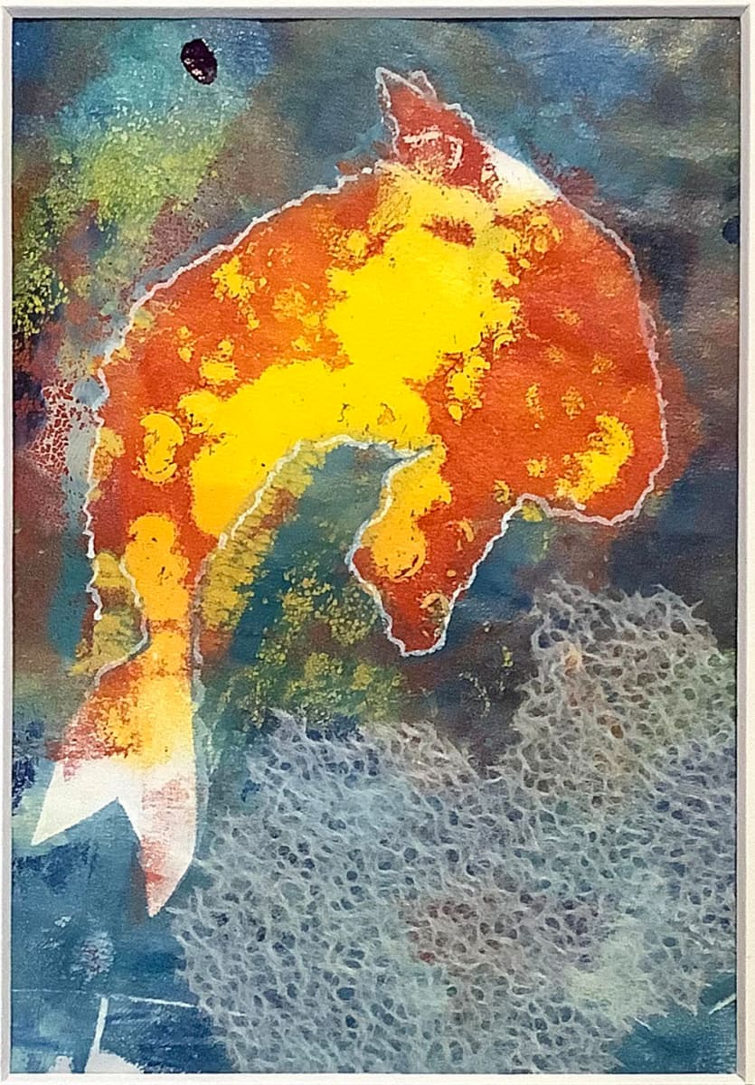 Koi (1) by Janet Horne Cozens