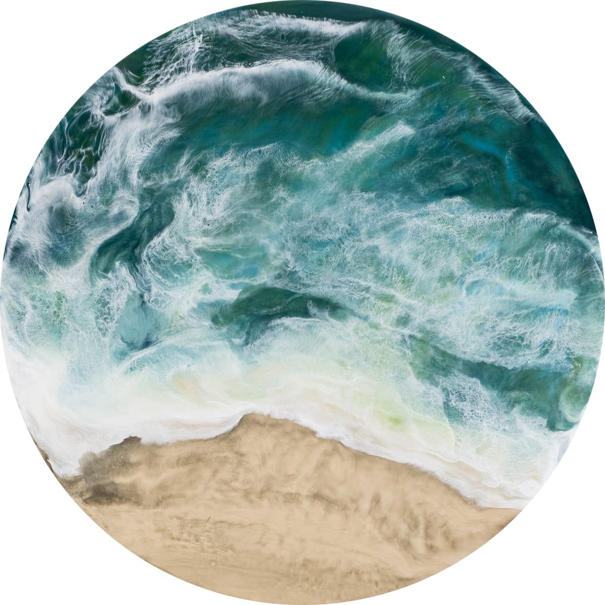 Francis Beach by Julie Brookman