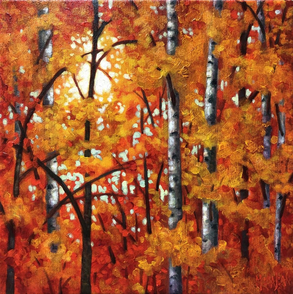 Autumn Pattern by Melissa Jean