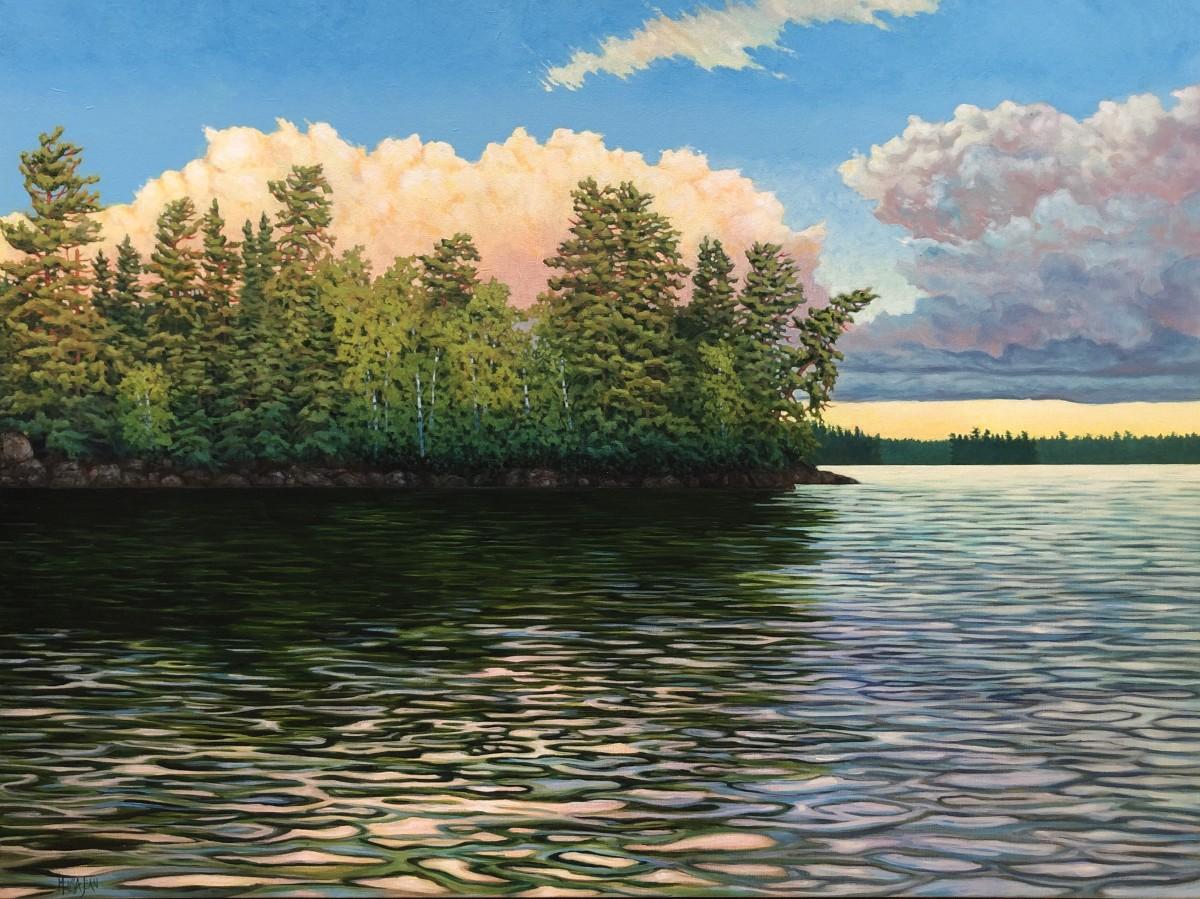 Crowe Island, LOTW by Melissa Jean