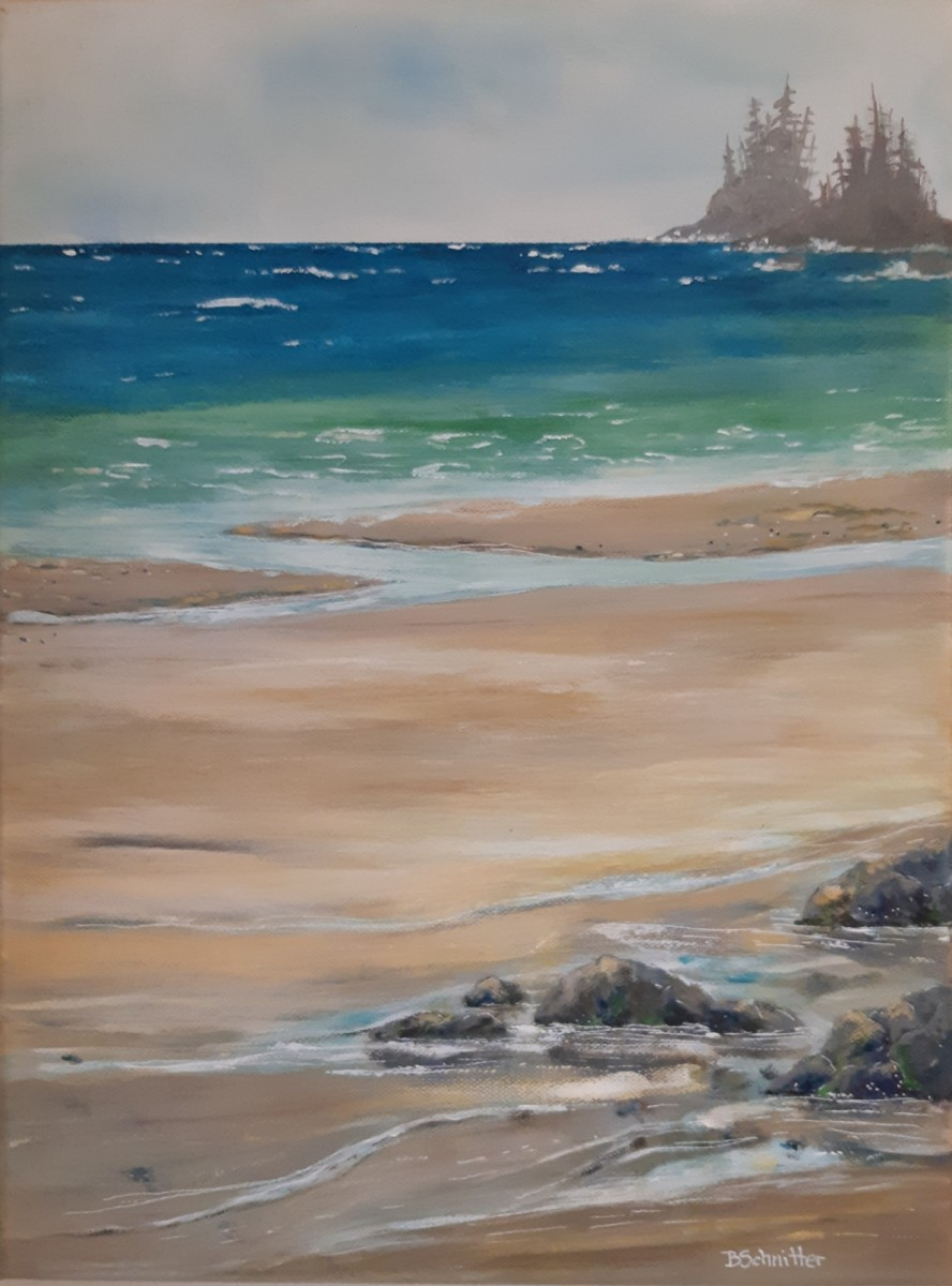 West Coast Beauty by Bonnie Schnitter