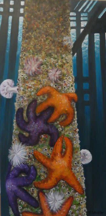'Undersea Beauty' by Bonnie Schnitter
