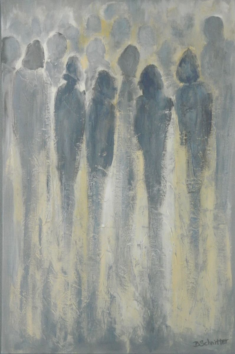 The Gathering by Bonnie Schnitter
