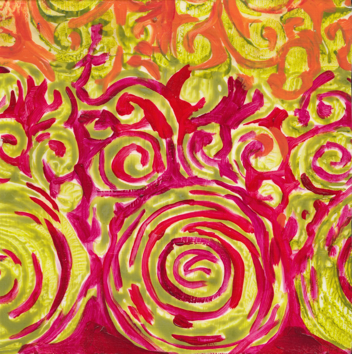 Sunshine and Roses by Gwen Meharg