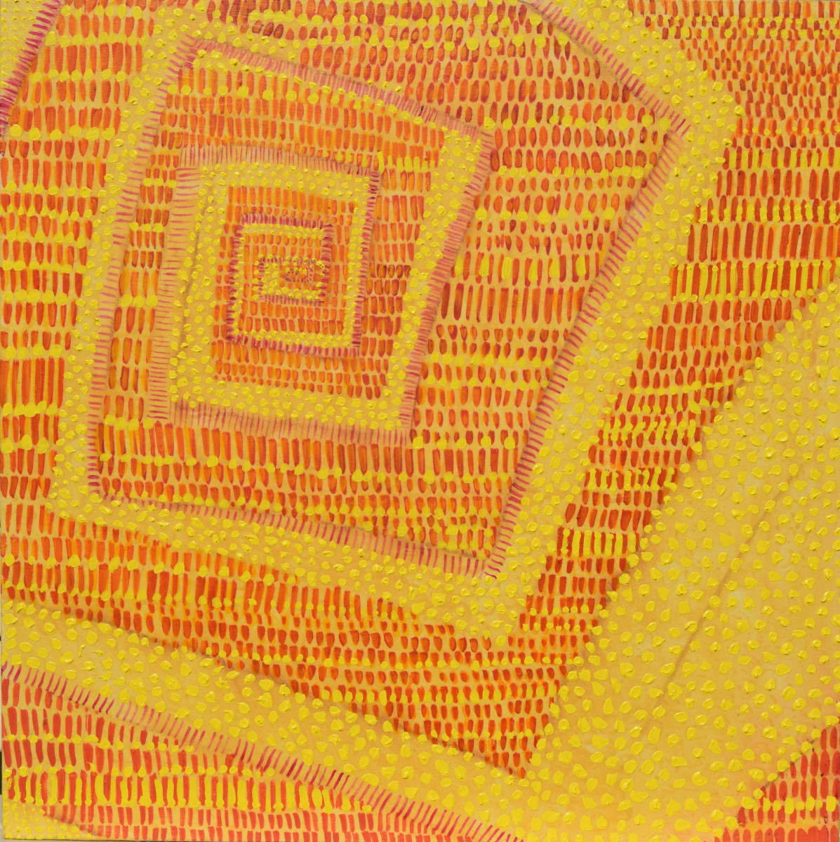 Yellow Brick Road by Gwen Meharg