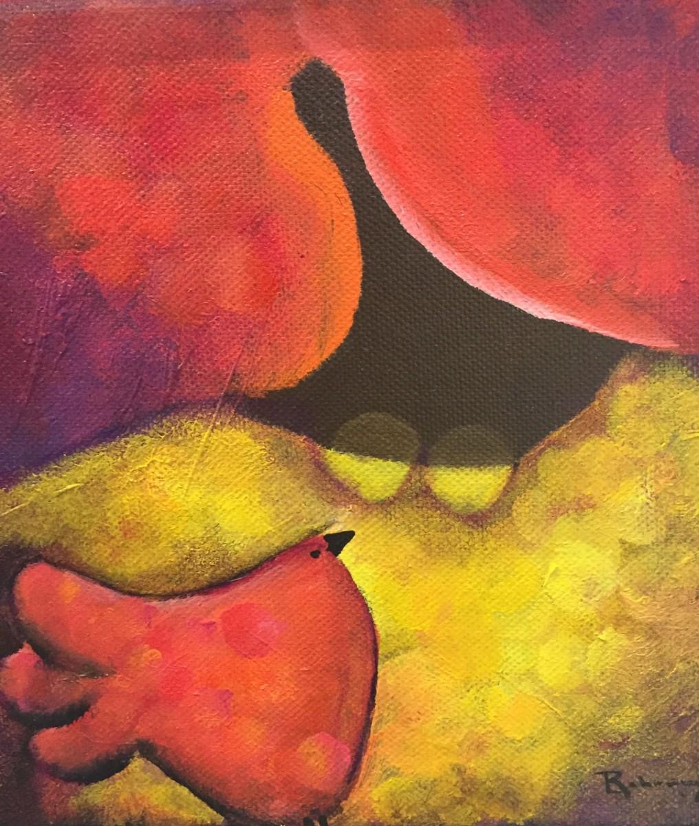 """EDUVIGES"" by LUCIAROHRMANN"
