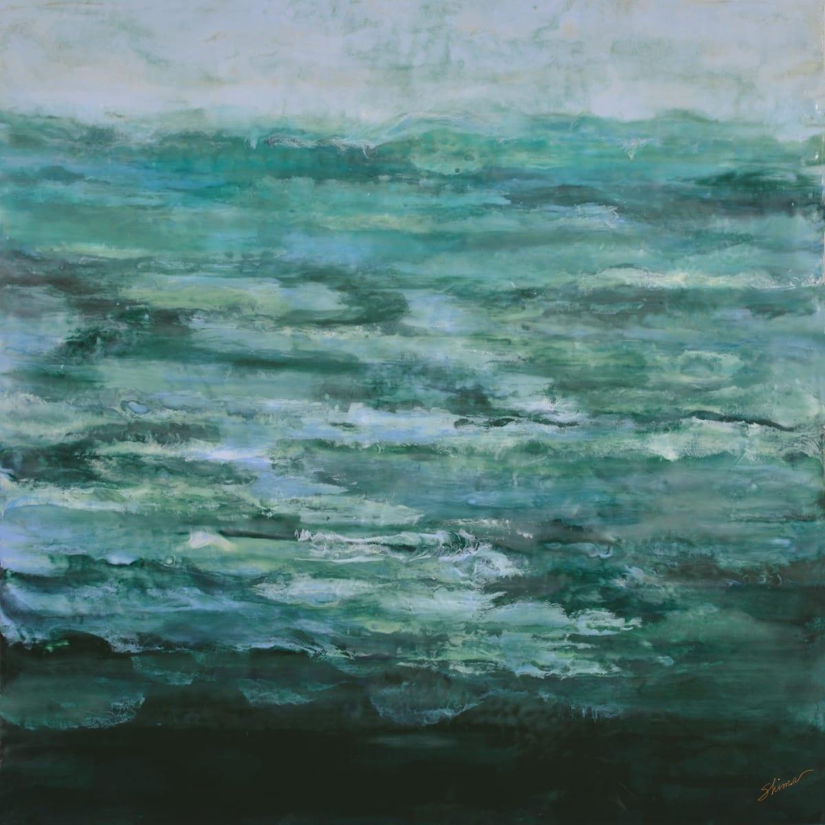 River Run by Shima Shanti