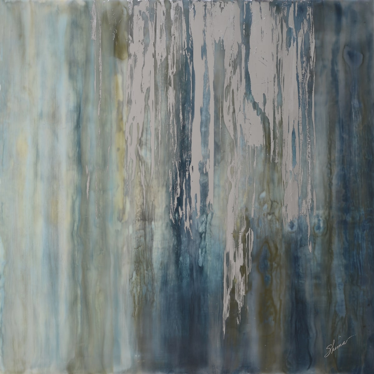 The Weeping Wall by Shima Shanti