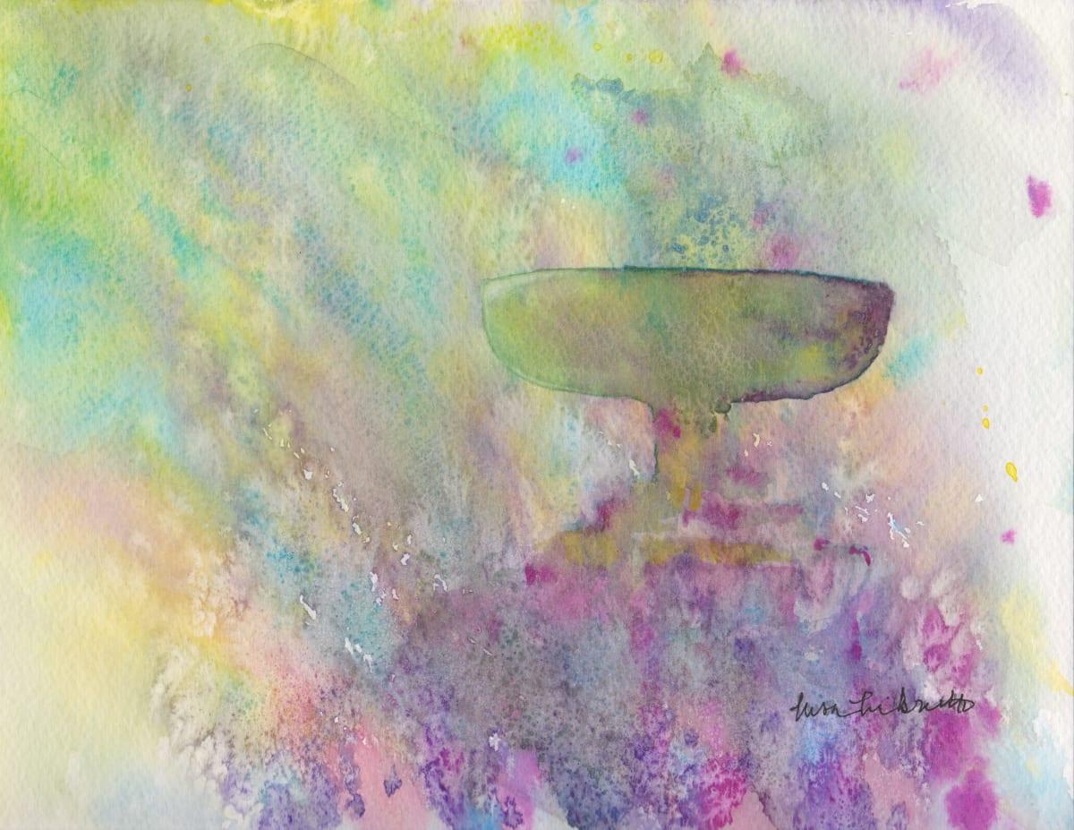 Fountain Spray by Lisa Libretto