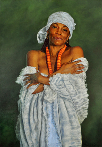Ada Ejikeme by Merrilyn Duzy