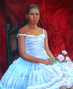 Katherine Brinson by Merrilyn Duzy