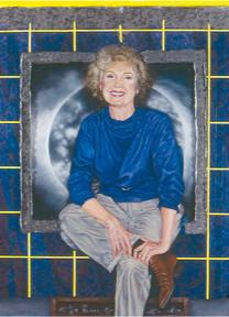 Norma Jean Squires by Merrilyn Duzy