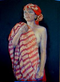 Queen Ada by Merrilyn Duzy