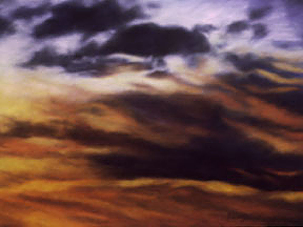 The Sky Above by Merrilyn Duzy