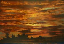 Water in the Sky by Merrilyn Duzy