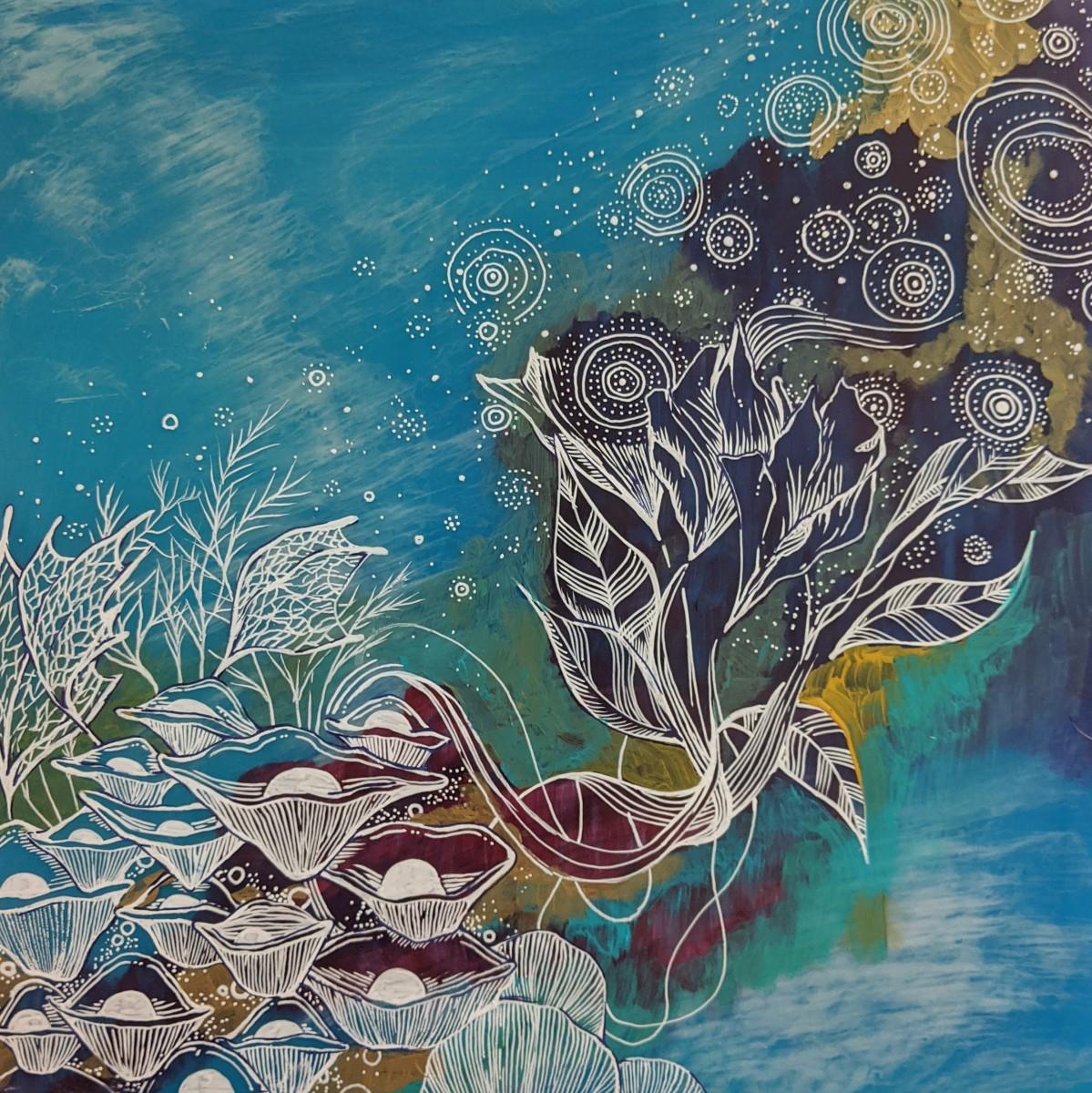 creation by Kellie Kawahara-Niimi