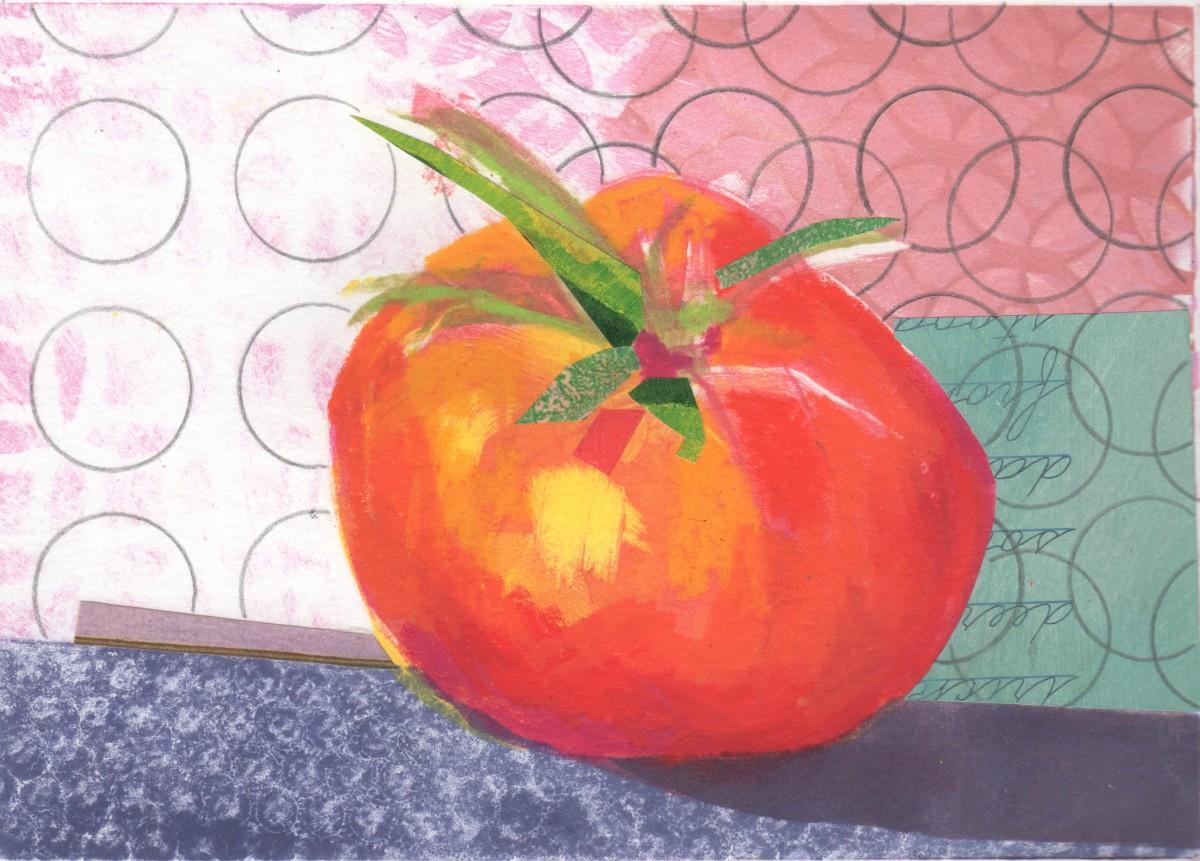 Delicious! (Orange Tomato)