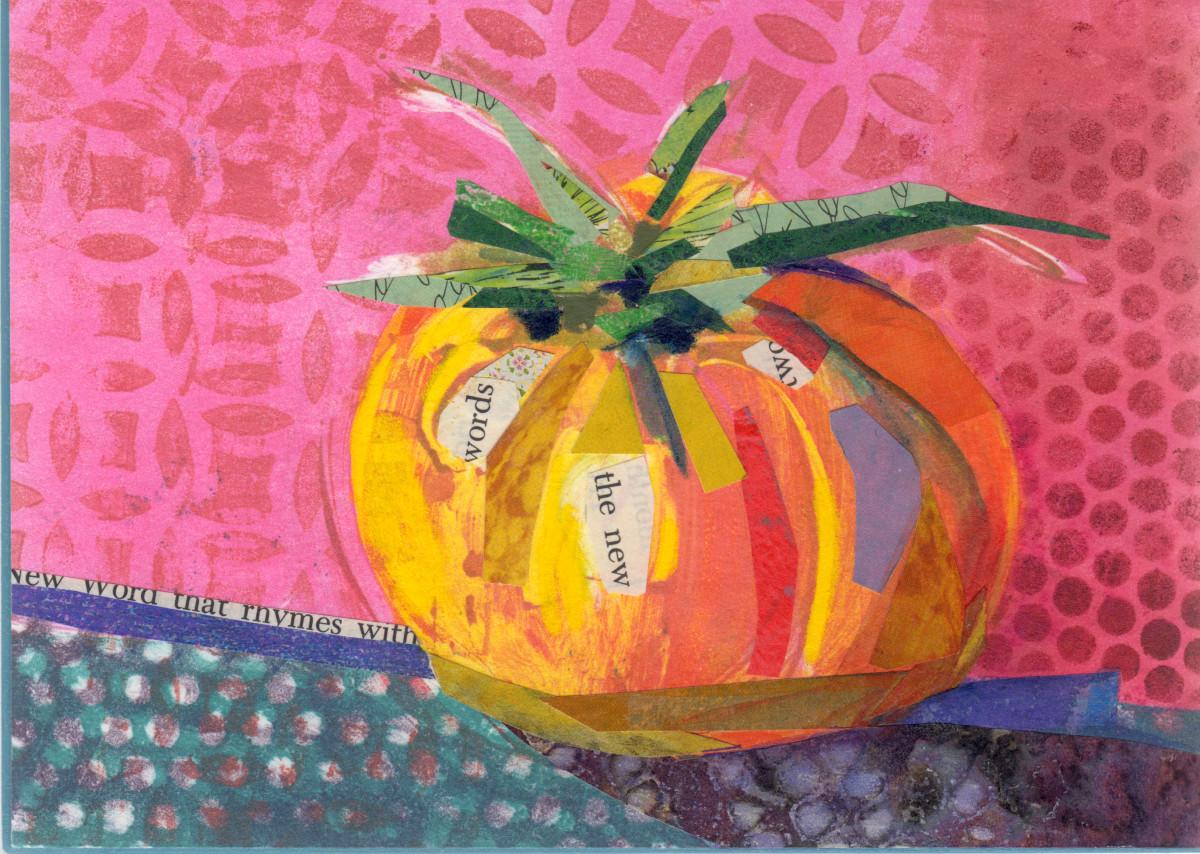 Wonderful Beyond Words! (Yellow Tomato)