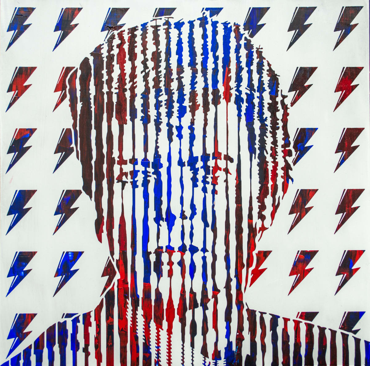 Bowie III by Sean Christopher Ward