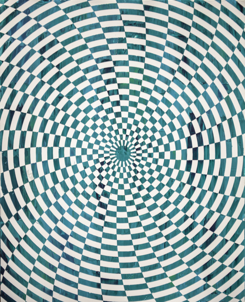 Checkered and Twisted by Sean Christopher Ward