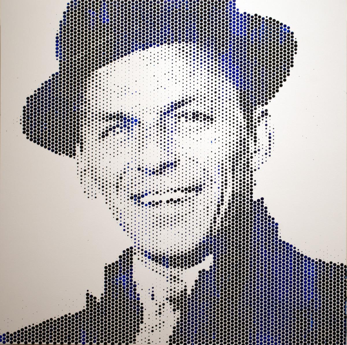 Frank Sinatra I by Sean Christopher Ward