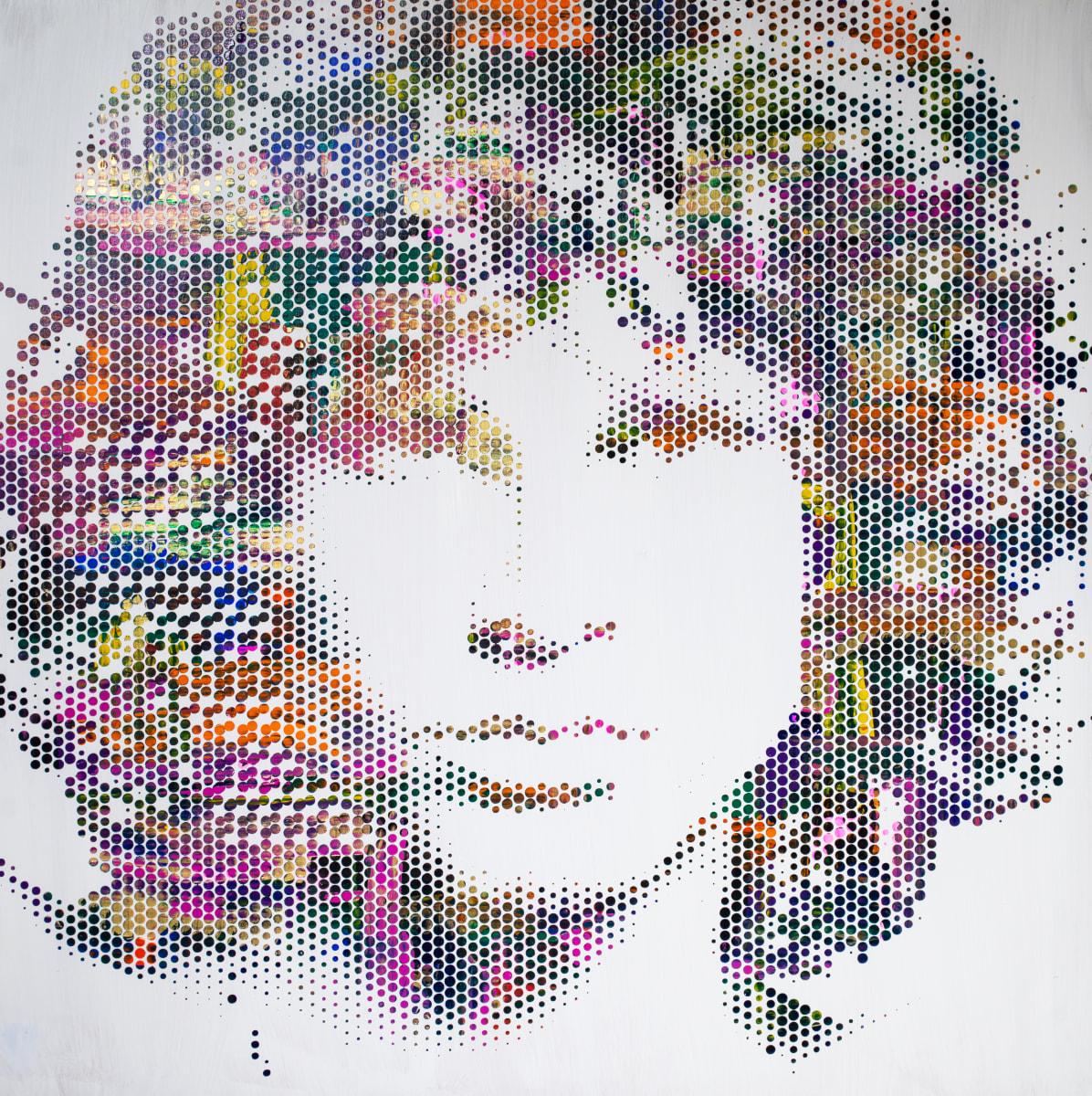 Jim Morrison II by Sean Christopher Ward