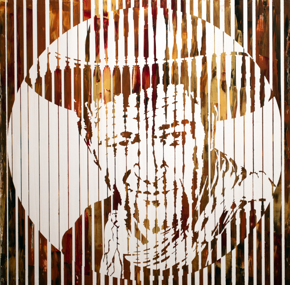 John Wayne V by Sean Christopher Ward