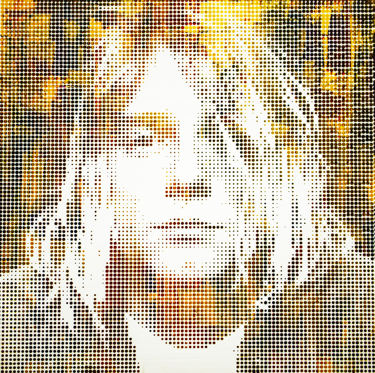 Kurt Cobain I by Sean Christopher Ward