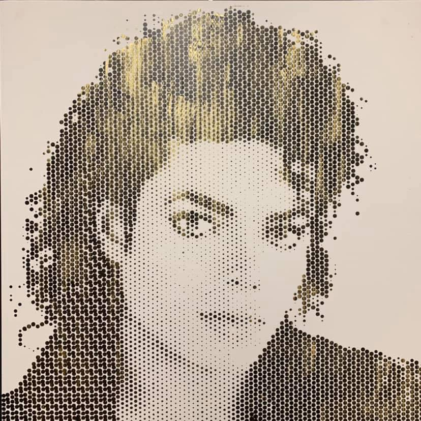 Michael Jackson I by Sean Christopher Ward