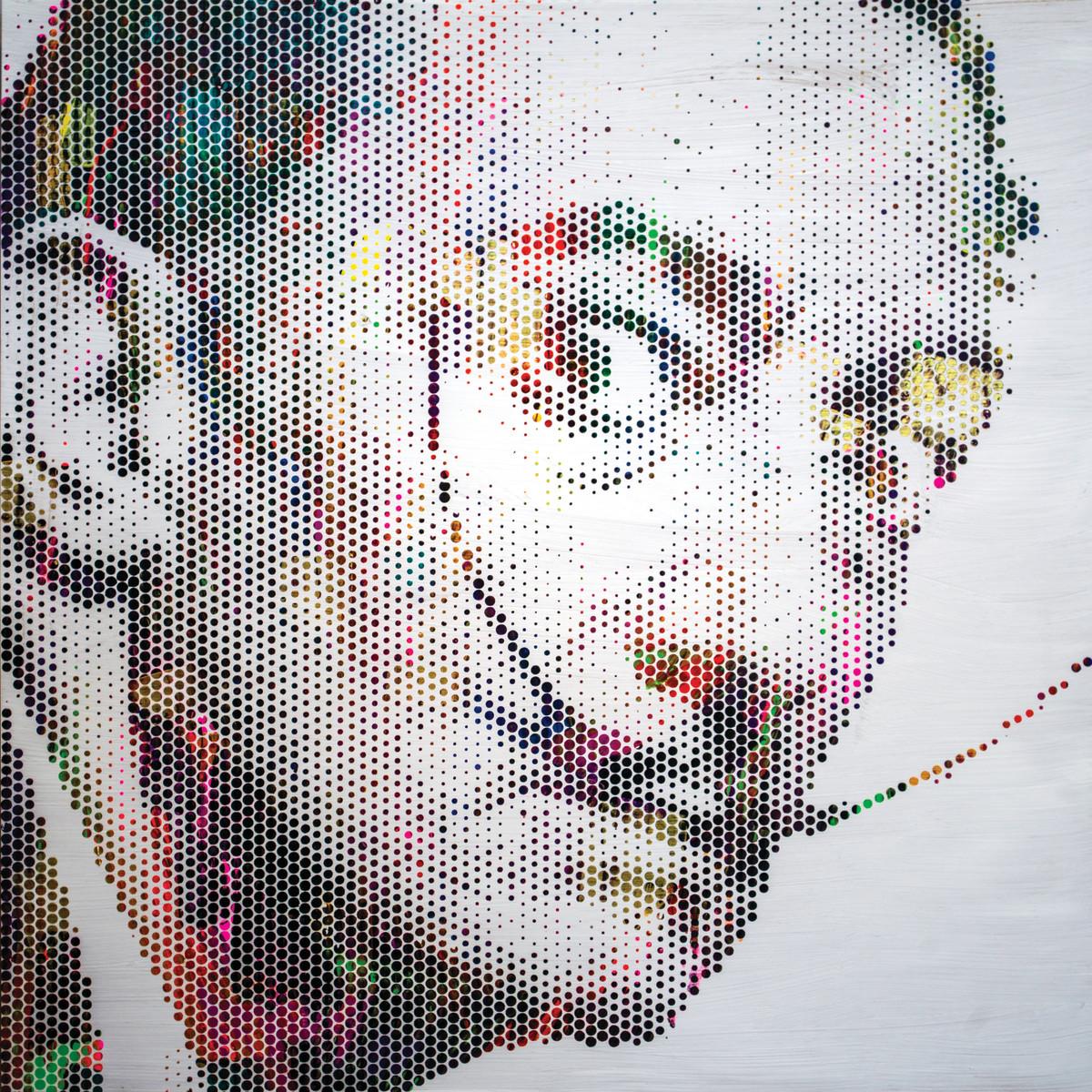 Salvador Dali II by Sean Christopher Ward