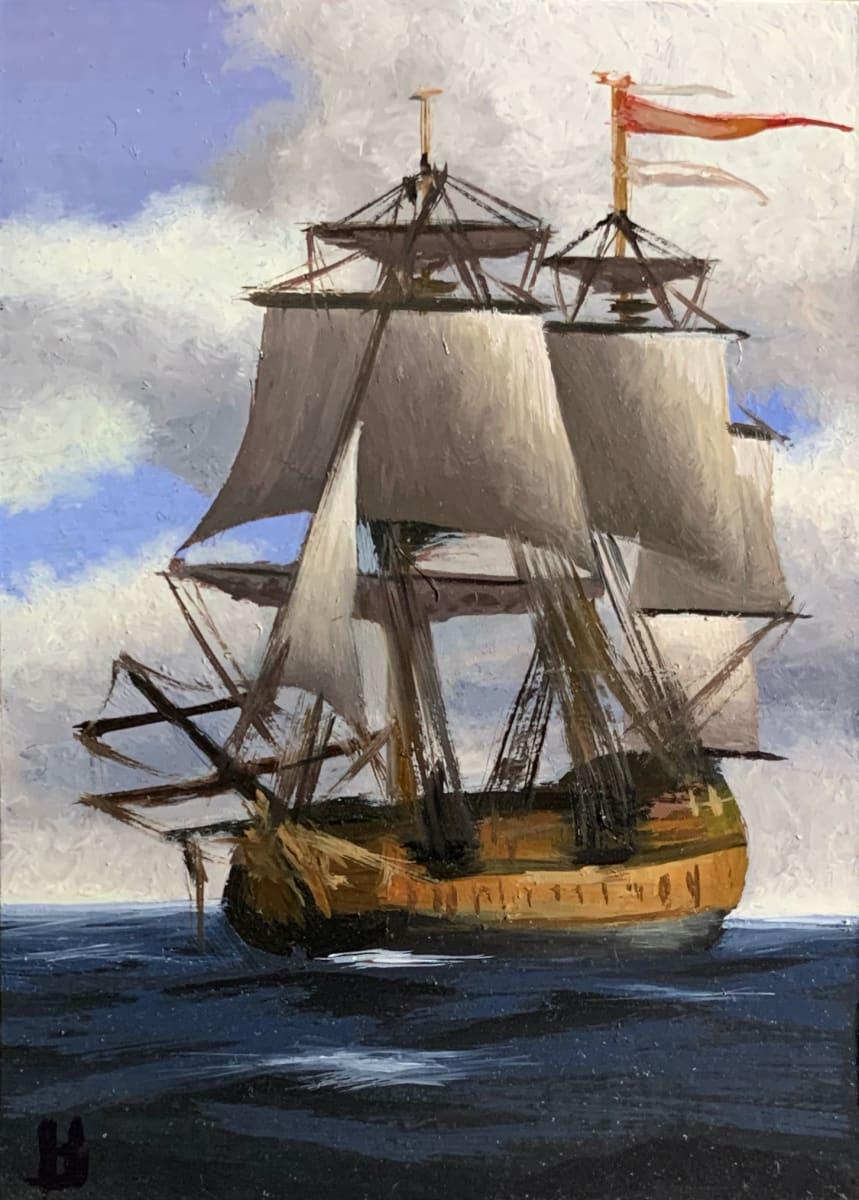 Naval by Paul Beckingham