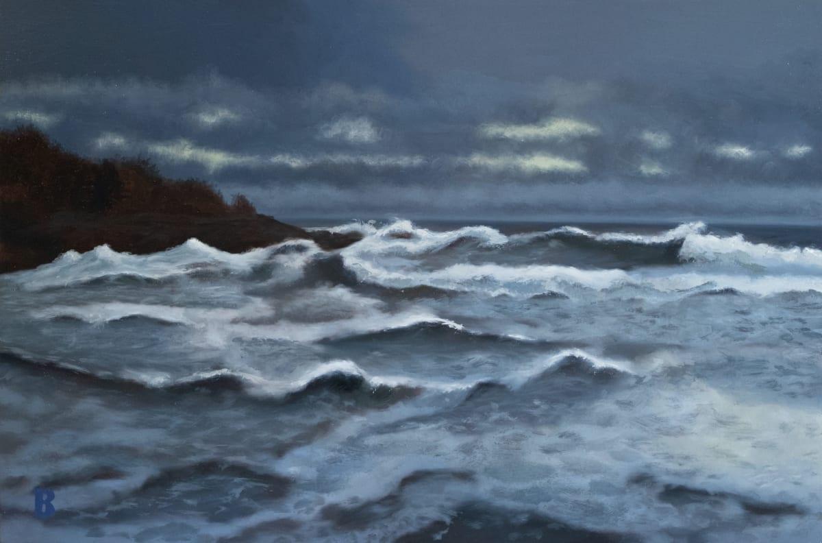 Marginal Way by Paul Beckingham