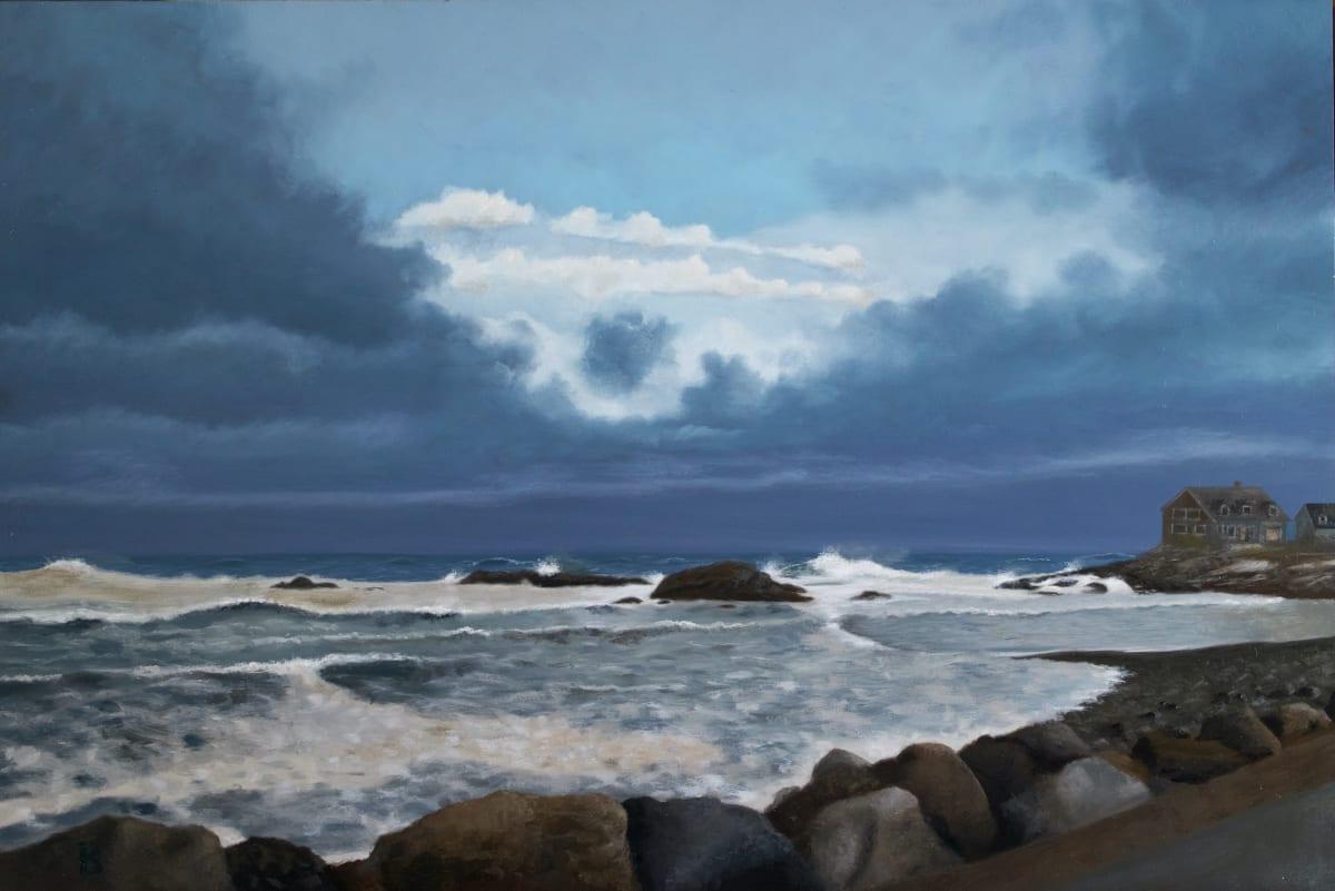 Oarweed by Paul Beckingham